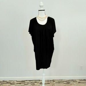 GAP mini black dress size xsmall